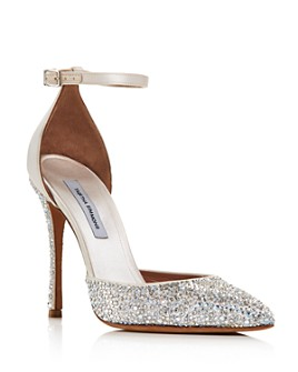 Tabitha Simmons - Women's Alhambra Pointed-Toe Pumps