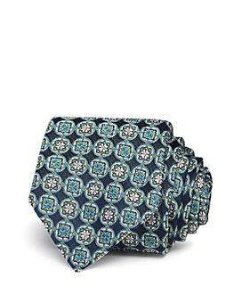 BOSS - Classic Silk Printed Tie