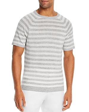 The Men\\\'s Store at Bloomingdale\\\'s Linen Striped Shirt - 100% Exclusive-Men