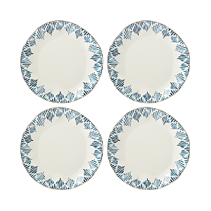 Lenox Blue Bay Dinner Plates, Set of 4-Home