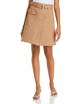 Just female - Mathilde Belted Skirt