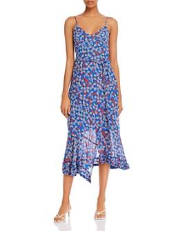 Derek Lam 10 Crosby - Leilani Floral-Print Slip Dress