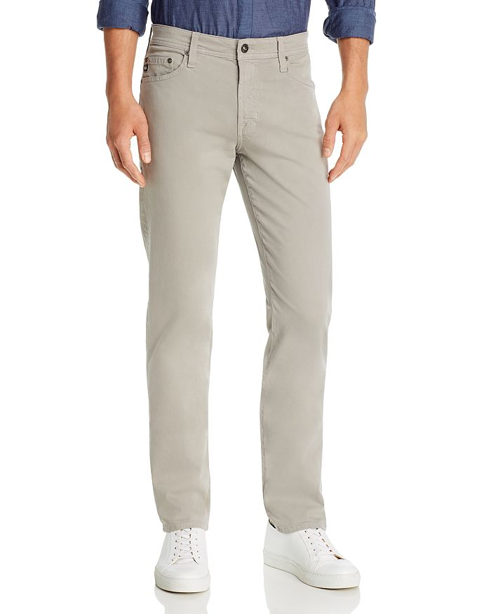 AG - Graduate Slim Striaght Pants
