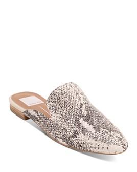 Dolce Vita - Women's Halee Slip On Mule Flats