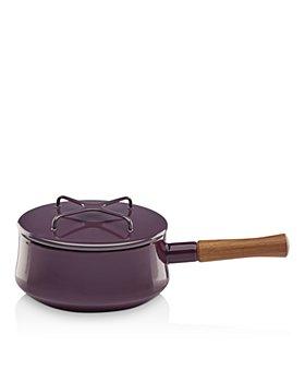 Dansk - Kobenstyle 2-Quart Saucepan with Lid, Plum