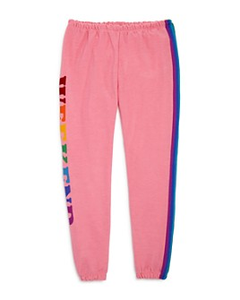 CHASER - Girls' Weekend Cozy Pants - Little Kid, Big Kid