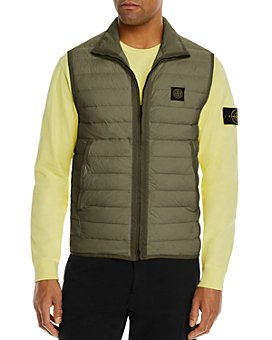 Stone Island - Quilted Down Vest