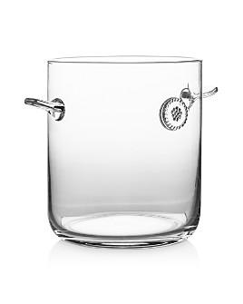 Juliska - Berry & Thread Glass Ice Bucket with Tongs