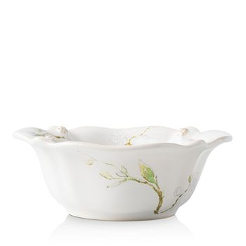 Juliska - Berry & Thread Floral Sketch Jasmine Cereal/Ice Cream Bowl
