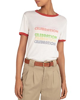 ba&sh - Tenley Celebration Tee