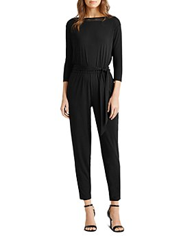 Ralph Lauren - Boat-Neck Jumpsuit