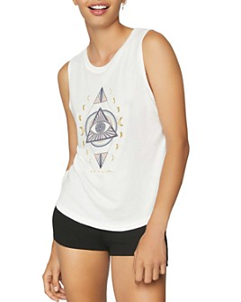 Spiritual Gangster - Graphic Muscle Tank Top
