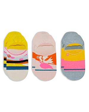 Stance Corita No-Show Socks, Pack of 3-Women