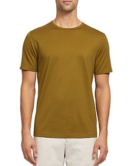 Theory - Luxe Cotton Jersey Precise Tee