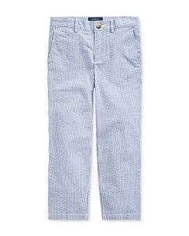 Ralph Lauren - Boys' Stretch Seersucker Skinny Pants - Big Kid