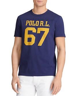 Polo Ralph Lauren - Cotton Logo Graphic Custom Slim Fit Tee