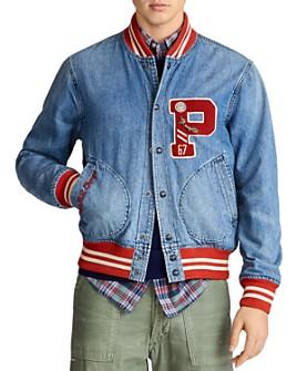 Polo Ralph Lauren - Denim Letterman Jacket