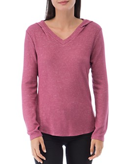 B Collection by Bobeau - Hoodie Top