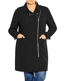 City Chic Plus - Urban Chic Coat