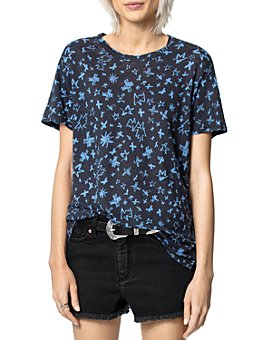 Zadig & Voltaire - Aria Printed T-Shirt