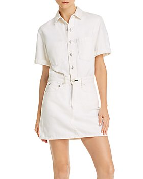 rag & bone - Denim Shirtdress