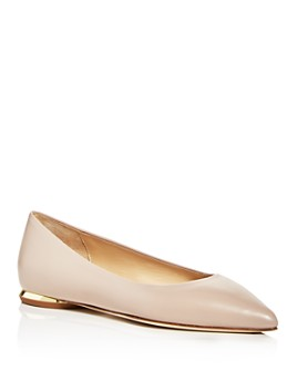 MARION PARKE - Women's Pointed-Toe Flats