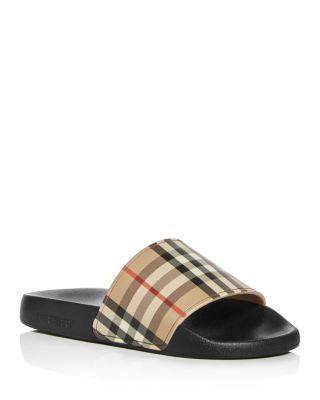 Burberry Women's Furley Slide Sandals