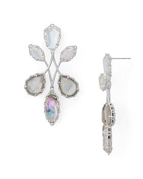 Kendra Scott - Gwenyth Stone Statement Earrings
