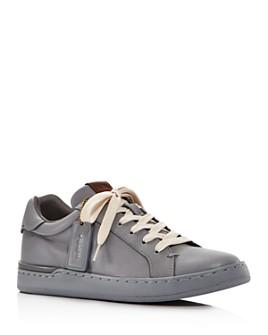 COACH - Women's Lowline Luxe Low-Top Sneakers
