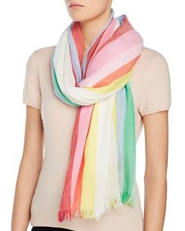 Echo - Rainbow Stripe Pareo Wrap