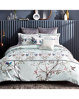 Ted Baker - Highgrove Mint Bedding Collection