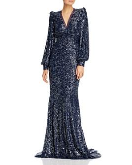 Rachel Zoe - Ireland Sequin Gown