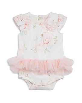 Miniclasix - Girls' Printed Tutu Bodysuit - Baby