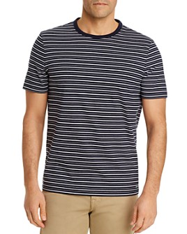 Michael Kors - Striped Cotton Tee