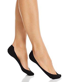 HUE - V-Cut Perfect Edge Liner Socks
