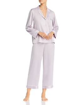 Natori - Feathers Satin Pajama Set
