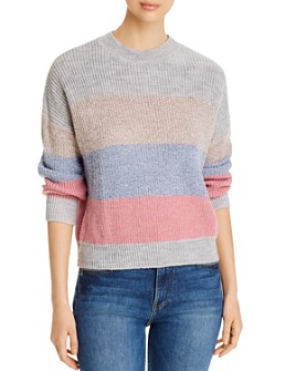 cupcakes and cashmere - Elaine Color-Blocked Sweater