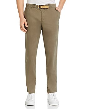 White Sand - Greg Stretch Regular Fit Trousers