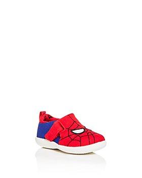 TOMS - Boys' Whiley Spiderman Slip-On Sneakers - Baby, Walker