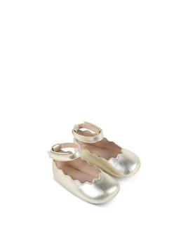 Chloé - Girls' Ballerina Shoes - Baby