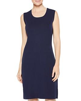 Misook - Sleeveless Knit Sheath Dress
