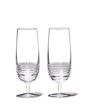 Waterford - Mixology Circon Hurricane Glass, Set of 2