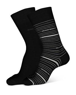 BOSS - Dress Socks - Pack of 2