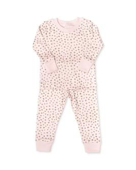 Tun Tun - Girls' 2-Pc. Cotton Spots Pajamas Set - Baby