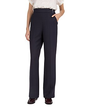 Gerard Darel - High-Waist Wide-Leg Pants