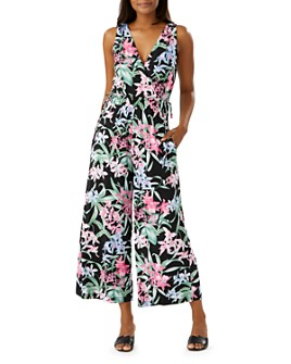 Tommy Bahama - Orchid Isle Floral Print Jumpsuit