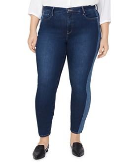NYDJ Plus - Ami Skinny Ankle Jeans in Angled Laser