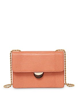 Loeffler Randall - Amina Mini Embossed Leather Crossbody Bag