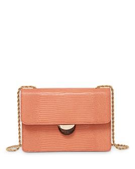 Loeffler Randall - Amina Mini Embossed Leather Crossbody Bag