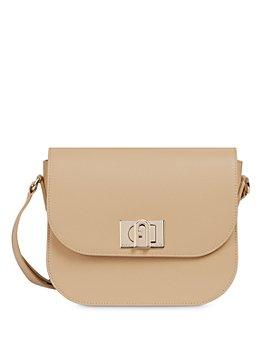 Furla - 1927 Small Leather Crossbody Bag